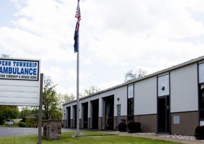 Penn Township Ambulance Building
